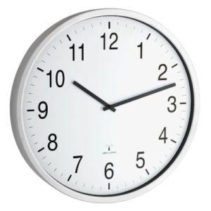 TFA Dostmann Analoge Wanduhr XXL  | Kompaktes Design: Durch das schlichte Design der TFA Wanduhr ist sie ideal für jeden Raum Ihres Hauses, egal ob Schlafzimmer, Küchenuhr oder Büro
